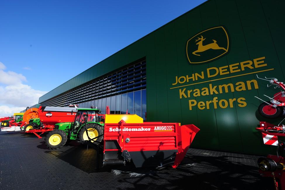 John Deere Middenmeer